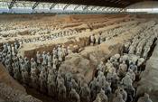 Lăng mộ Tần Thủy Hoàng Trung Quốc