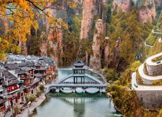 Trương Gia Giới du lịch Trung Quốc